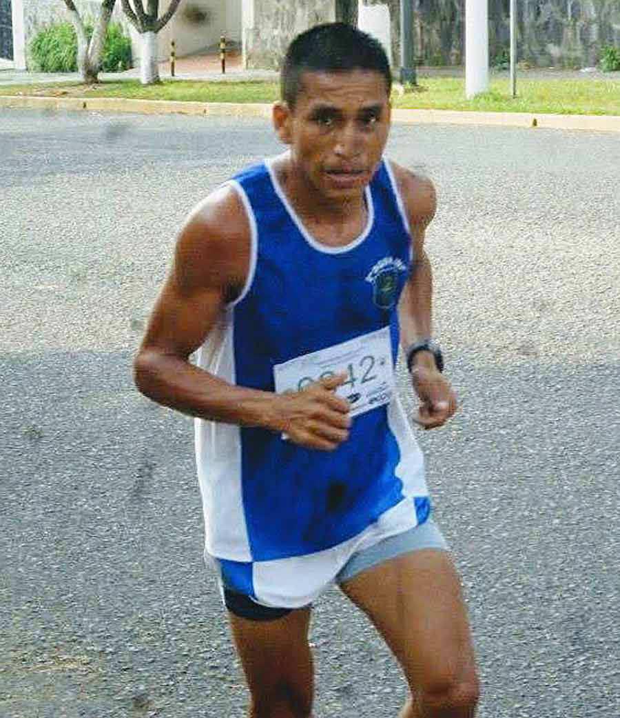 Soldado atleta