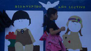 Autoridades educativas inauguran el año escolar
