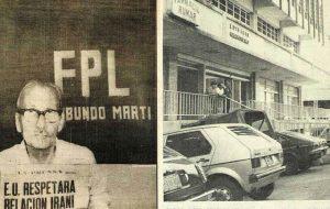 La muerte del embajador de Sudáfrica durante la guerra que investiga la justicia salvadoreña