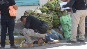 Un vendedor de elotes fue acribillado en el centro de Armenia
