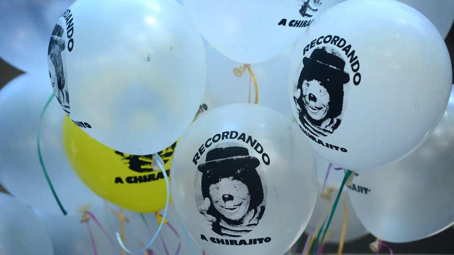 SÈptimo anivesario del payaso Chirajito, en el Parque Infantil de Diversiones, de San Salvador.Ricardo Guevara cubrir· el evento.