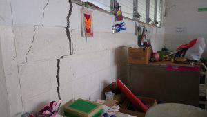 Estudiantes recibirán clases en infraestructura dañada por enjambre sísmico en La Unión