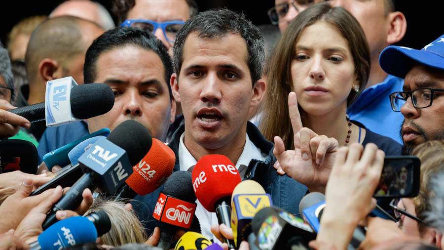 Chile reconoce a representante diplomática nombrada por Juan Guaidó