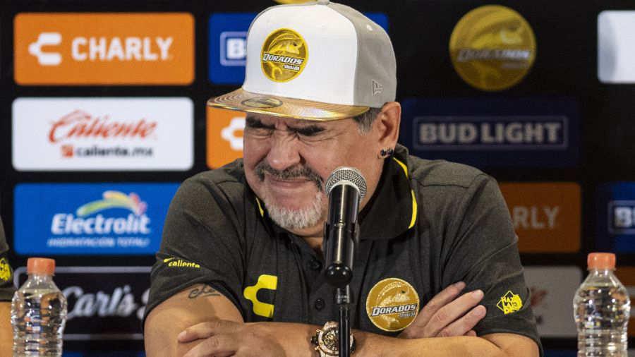 Escándalo| Rial reveló los problemas de salud que atraviesa Maradona