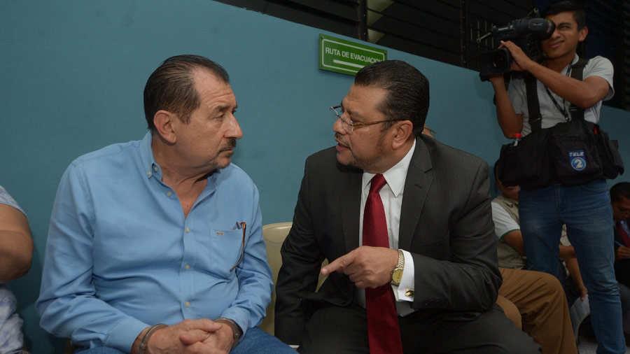 Miguel Menéndez MECAFE procesado por Lavado de Dinero