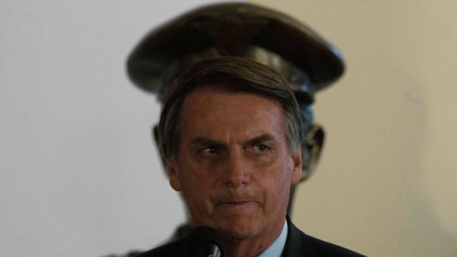 El vídeo con la 'lluvia dorada' desata la polémica en Brasil — ImpeachmentBolsonaro