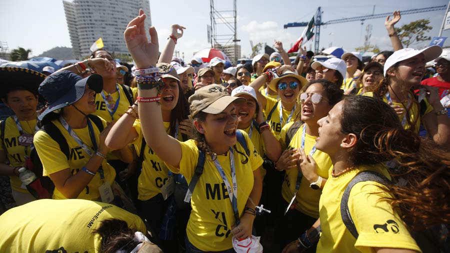 El papa Francisco visita Panam· para participar en la Jornada Mundial de la Juventud