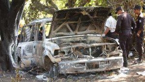 Hace 12 años fueron asesinados tres diputados salvadoreños en Guatemala