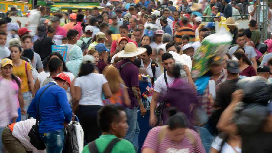 COLOMBIA-VENEZUELA-CRISIS-MIGRATION