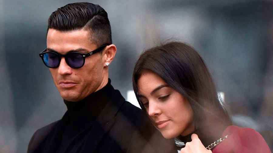 El Mensaje Amoroso De Georgina Rodriguez A Cristiano Ronaldo Por Su