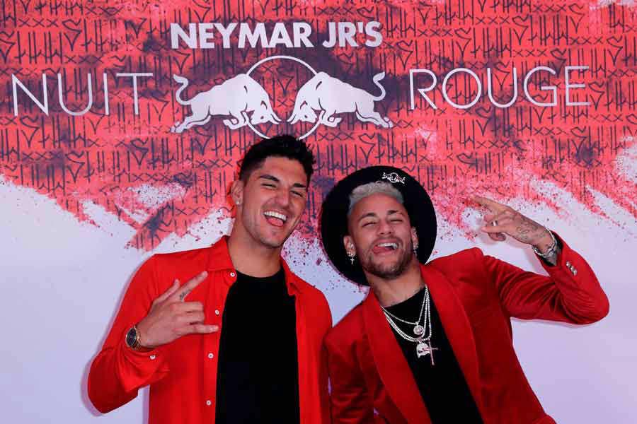 Fiesta Neymar