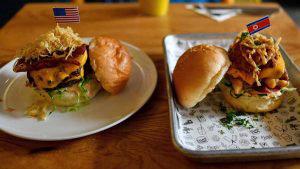 ¿Te comerías una hamburguesa Trump o una Kim Jong-un? el último dilema en Vietnam