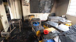 Incendio destruye instalaciones de Centro de Apoyo para personas con Síndrome Down