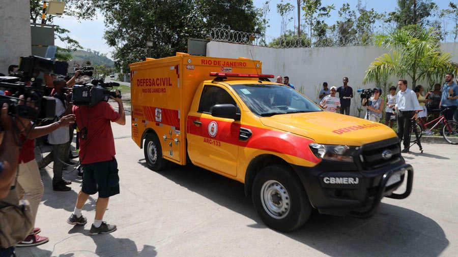 Al menos 10 muertos en incendio en centro de entrenamiento de Flamengo en RÌo