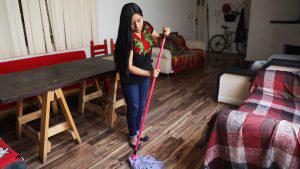 """La discriminación que sufre """"Cleo"""" en la película Roma la padecen las trabajadoras domésticas en México"""