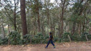 Lisania Ochoa, la campeona centroamericana que entrena en las montañas de Chalatenango