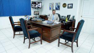 Los secretos de la oficina del Ministro de Hacienda