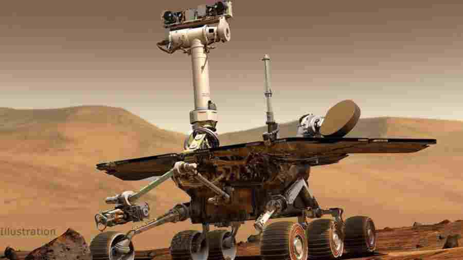 NASA confirma muerte del robot Opportunity
