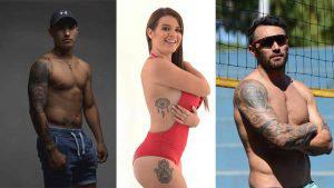 El significado de los tatuajes de algunas personalidades del deporte