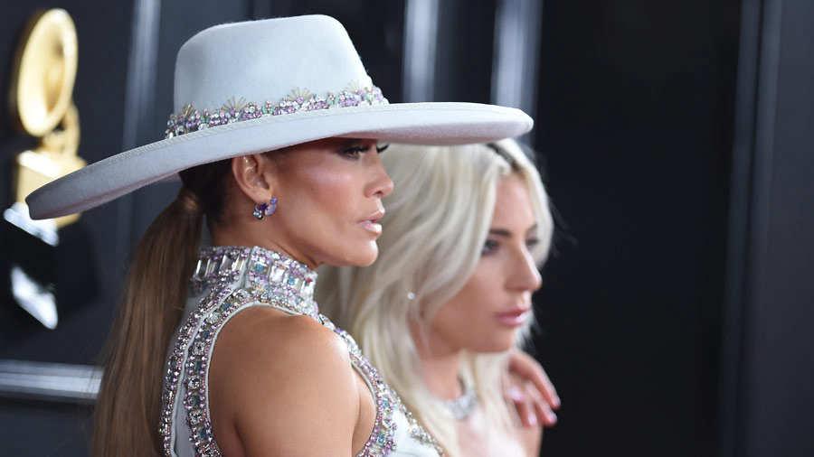 Grammy 2019 Jennifer López