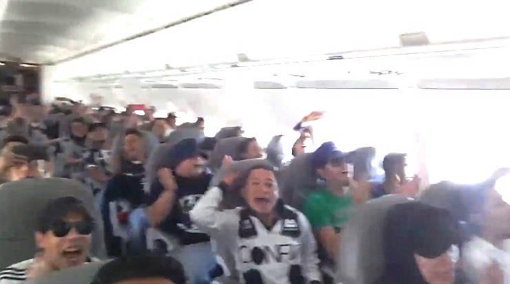 VIDEO  Así llega la afición del Monterrey a El Salvador para el gran ... f585bac66e1d2