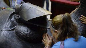Salvadoreños conmemoran el martirio de Óscar Arnulfo Romero