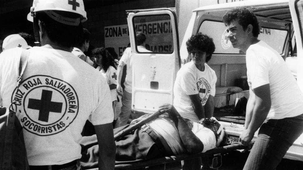 Cruz Roja Salvadoreña
