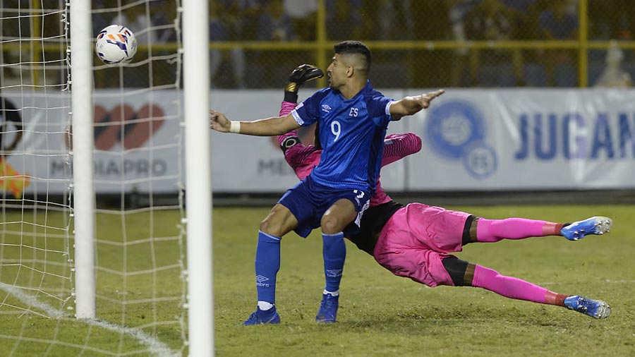 Liga de Naciones CONCACAF 2018-19: El Salvador 2 Jamaica 0. EL-SALVADOR-JAMAICA-1