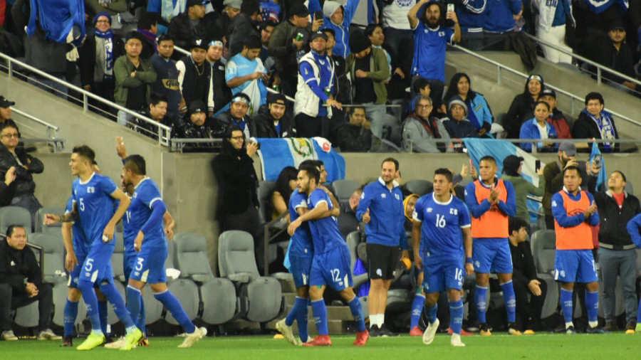 6-3-2019 - Amistoso El Salvador 3 Guatemala 1. El-Salvador-Guatemala-Amistoso-TigoGT