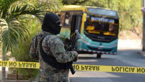 Sujeto asesinó a motorista de la ruta 129 cuando la unidad pasaba por San Martín