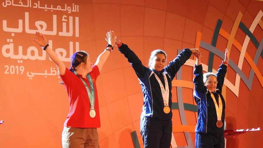 Anthony Hidalgo da primer oro a RD en Olimpiadas Especiales