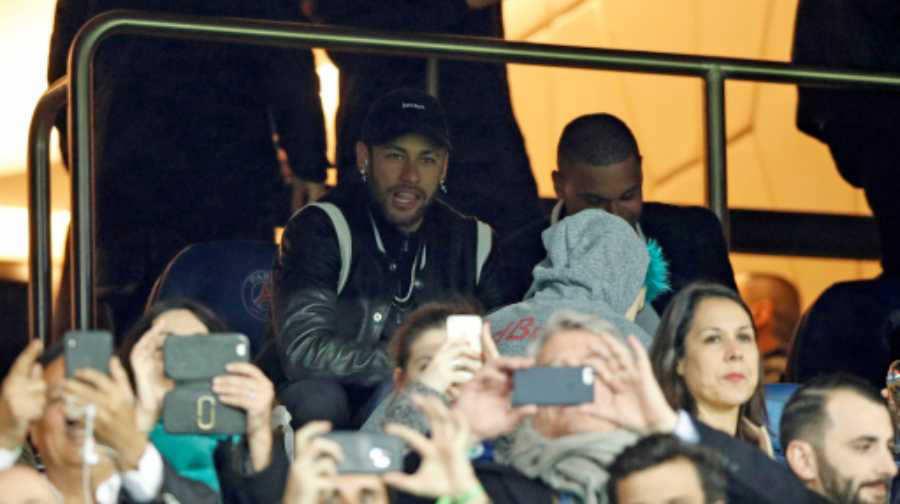 Sigue el gafe de Neymar que podría ser sancionado duramente