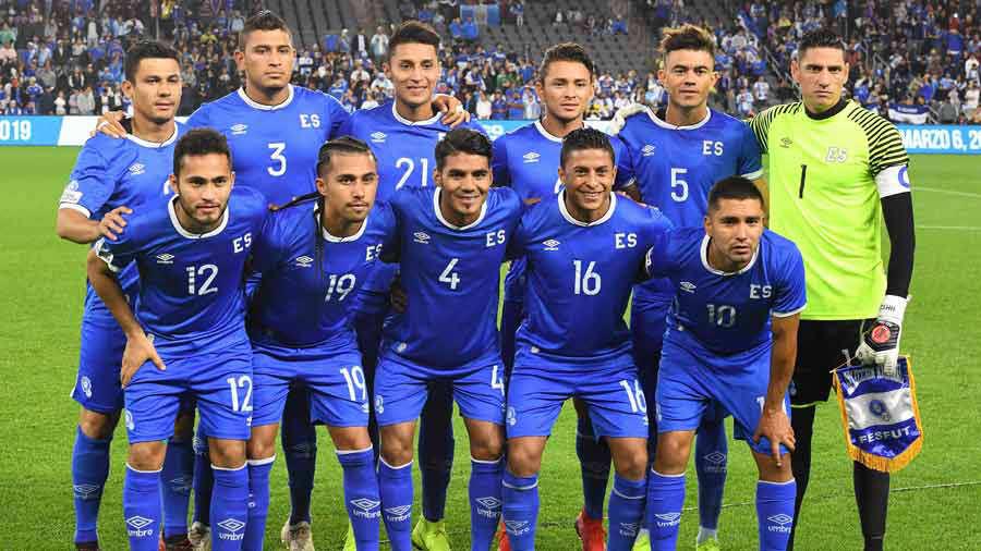 6-3-2019 - Amistoso El Salvador 3 Guatemala 1. Soccer-El-Salvador-19363291