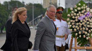 Principe Carlos y su esposa Camila, primeros miembros de la familia Real en viajar a Cuba desde 1959