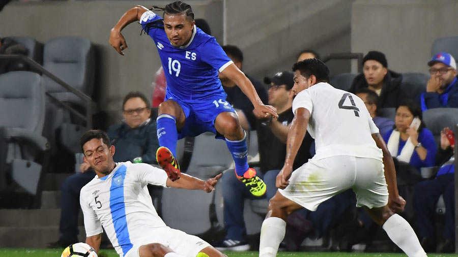 6-3-2019 - Amistoso El Salvador 3 Guatemala 1. Selecta122