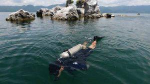 Impresionantes imágenes del lago de Ilopango, un destino para visitar en Semana Santa
