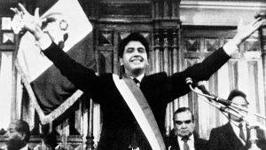 La vida del expresidente de Perú Alan García en imágenes, ahora se suicidó para no ser capturado