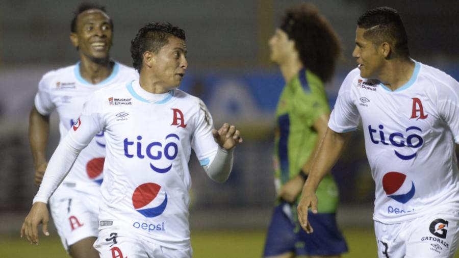 Cremas y Rojos participarán en la Copa Premier Centroamérica