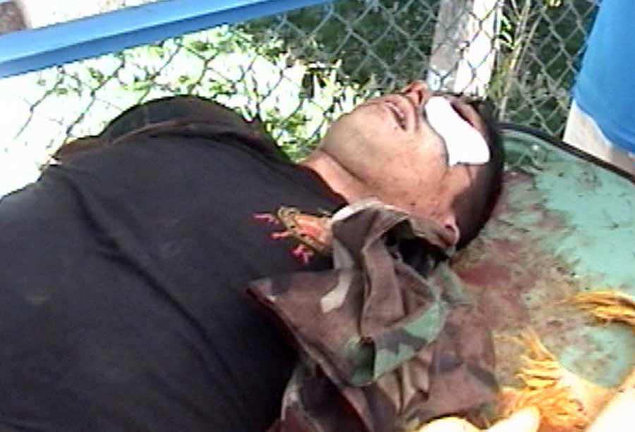 PERU-VIOLENCE-NATIVES