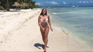 """Lorena Durán, la nueva modelo """"curvy"""" que forma parte de los ángeles de Victoria's Secret"""