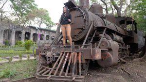 Sonsonatecos revivirán la emoción del tren en la nueva estación ferroviaria
