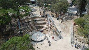 Conoce los avances del parque Cuscatlán que tendrá espacios para el arte, deporte y entretenimiento