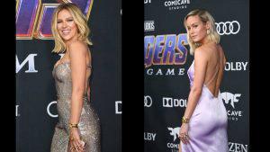Las heroínas de Avengers derrochan belleza en la premiere de la película