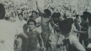 Euforia, un árbitro golpeado y un gol: así fue la final entre Alianza y Águila hace 32 años