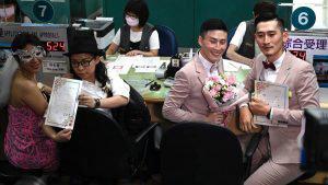Taiwán celebra las primeras bodas entre parejas homosexuales