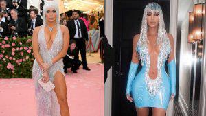 Jennifer López y Kim Kardashian sorprendieron con look de Cleopatra, ¿a quién le va mejor?