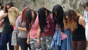 Presentan 35 pandilleros ligados al secuestro y asesinato de cuatro soldados en Ilopango