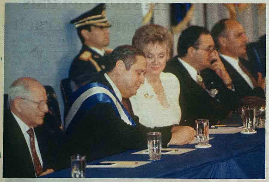 1994. Armando Calderón Sol