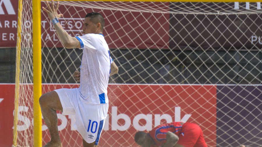 CONCACAF Campeonato de futbol playa 2019 - Juegos en el Grupo D. El-Salvador-Belice-Premundial-Concacaf-2019-01
