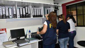 FGR encuentra documentos que vinculan a Vanda Pignato con creación de organización fraudulenta